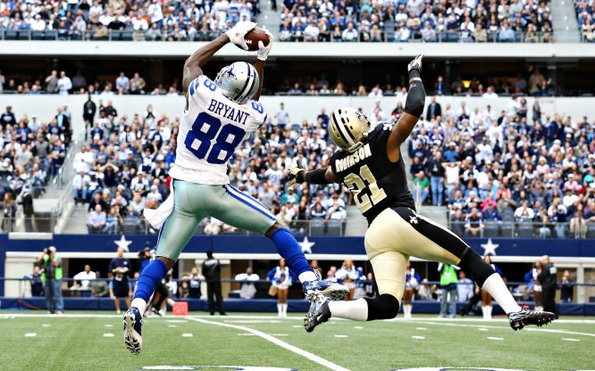 Can Dez Bryant bring back the magic from 2012?