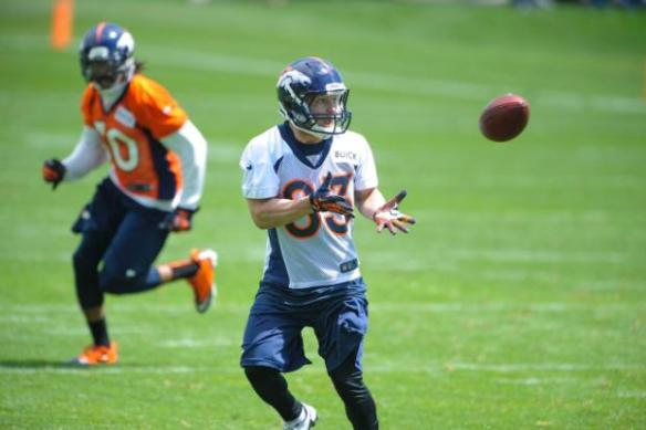 Wes Welker should shine in the Mile High City
