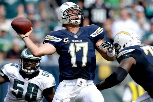 Philip Rivers beating the odds in San Diego
