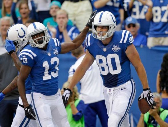 Fleener faces a touch Week 3 test at San Francisco