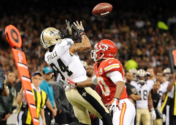 Rookie Kenny Stills is one to watch in New Orleans