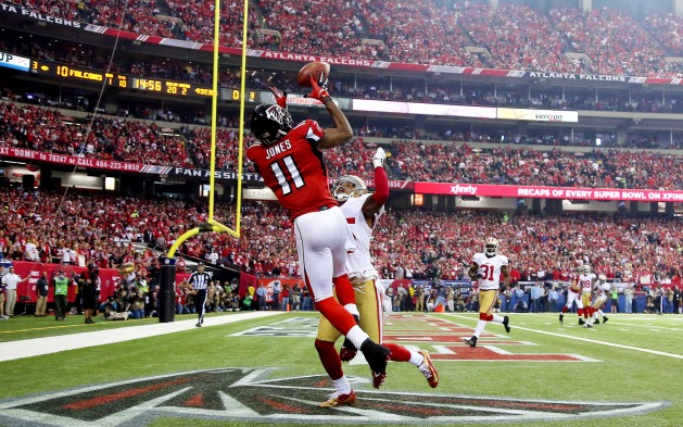 If Julio Jones plays, he is a must start against the Rams