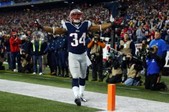 Vereen's return will take a bite out of Stevan Ridley's production