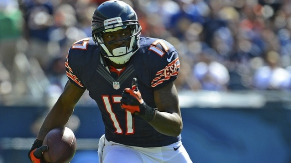 Alshon Jeffery blowing away expectations