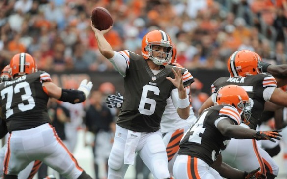 Hoyer spent three years watching and learning from Tom Brady