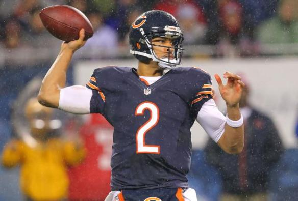 Journeyman Jason Campbell gets another shot with Cleveland