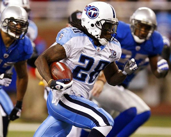 Through 6 games, Chris Johnson has 327 lousy yards