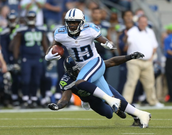 Kendall Wright is ripe for the picking in PPR leagues