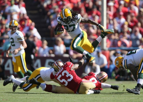 Packers want to make sure Lacy can still take of in Decemebr