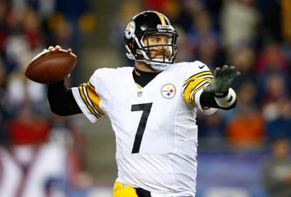 Big Ben should have few problems with the Ravens defense
