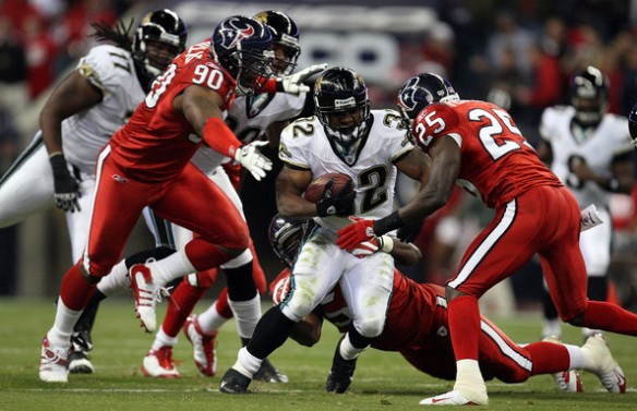 MJD hoping to light up the Texans defense with another score