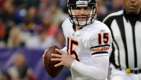 Weather could be a big factor in tomorrow's Bears and Ravens game
