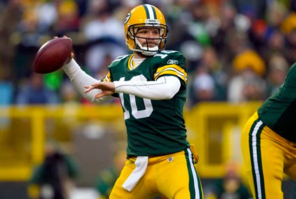 Will the Packers bring Matt Flynn back to Green Bay?
