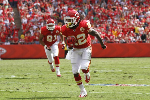 McCluster has always been a Hit-or-Miss receiver for the Chiefs