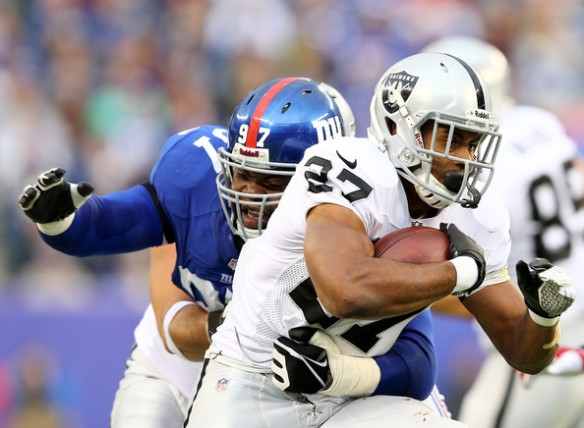 Jennings may keep the starting role once McFadden returns