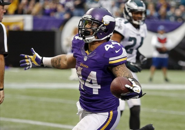 Matt Asiata in line for a big game against the Lions