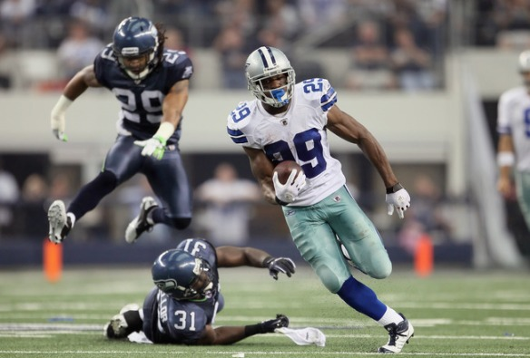 The Packers will have no luck trying to slow DeMarco Murray