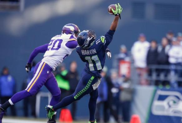 If you're not in a keeper or dynasty league, let Harvin go