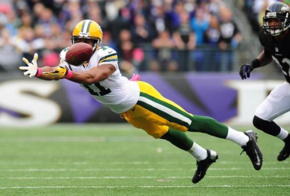 Boykin could be in for a big game with Aaron Rodgers back in action