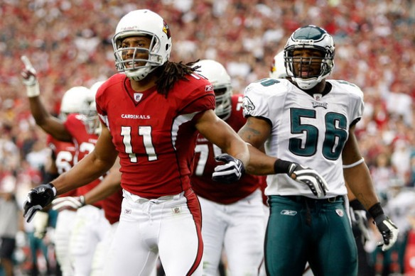 Larry Fitzgerald is far from a lock to play during Week 16