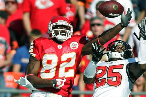 Bowe has a great Week 14 matchup against a porous Redskins defense