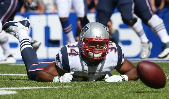 Don't expect Vereen to see Vereen against the Bills