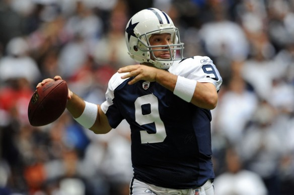 Tony Romo is HIGHLY unlikely to play against the Eagles