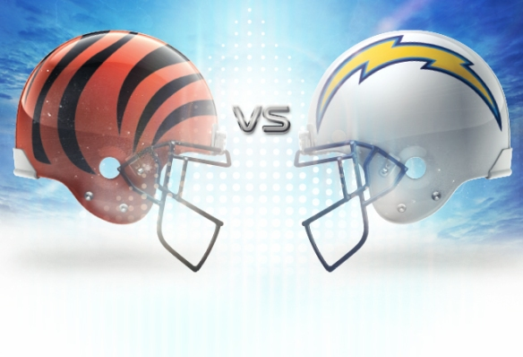 Chargers have a tough matchup in Cincy