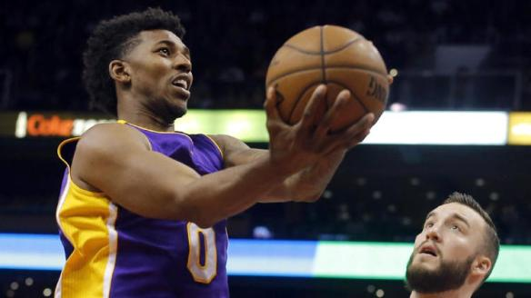 Nick Young has a shot at becoming the man in Los Angeles