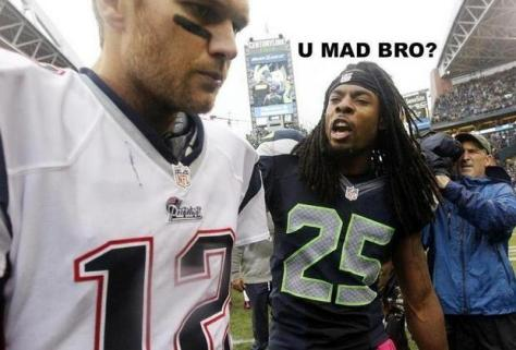Tom Brady has waited a long time for another shot at Sherman