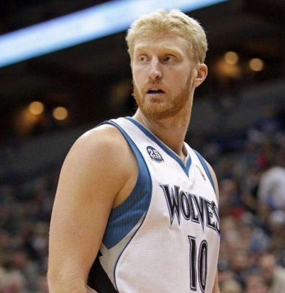 Chase Budinger is getting all the playing time he needs in Minnesota