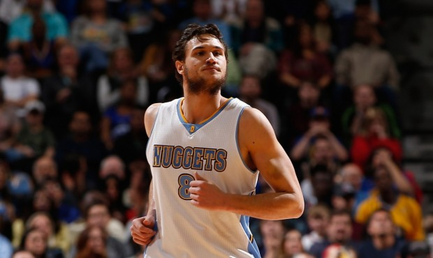 The problem is that Denver misses a chance to rest Danilo Gallinari