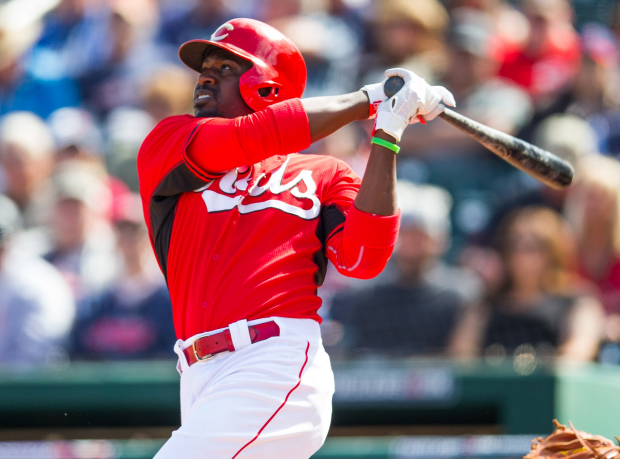 Brandon Phillips is still looking for his form in Spring Season