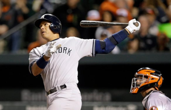 Don't look now, but A-Rod is only two home runs away from tying Willie Mays