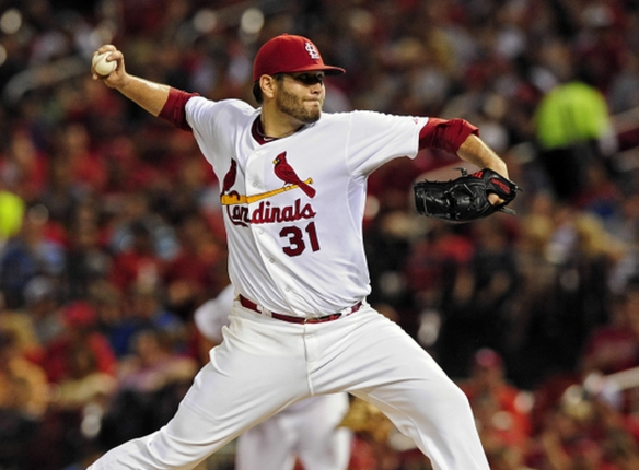 Lance Lynn was terrific even though the Cardinal bats fell silent