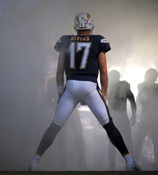 There is rampant speculation that Rivers will not play for San Diego this year