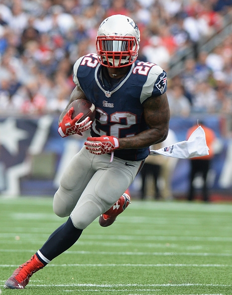 Stevan Ridley can be a difference maker for Gang Green