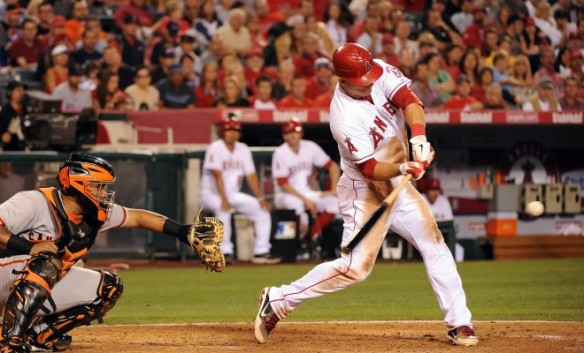 Mike Trout is poised for another MVP season