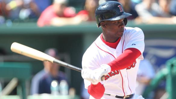 Rusney Castillo should take flight in Boston sooner than later