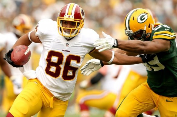 Another season brings another dim outlook for Jordan Reed
