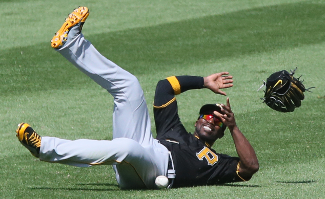 Andrew McCutchen is leaving fantasy owners flat on their backs