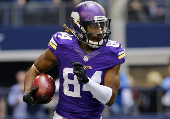 Minnesota is still waiting for Cordarrelle Patterson to come around
