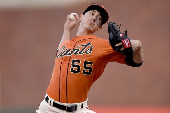Tim Lincecum is coming on strong for the Giants