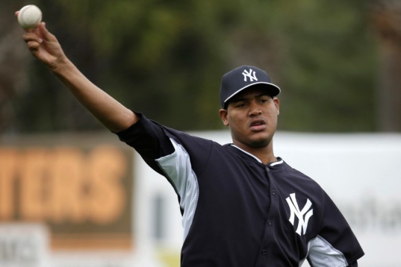 Yankees are looking for Ivan Nova's curveball to come around