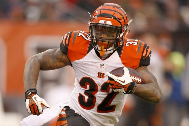 Jeremy Hill will be fantasy difference maker in 2015
