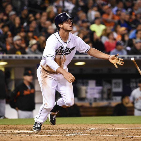 The cast is off and Wil Myers has real late season value