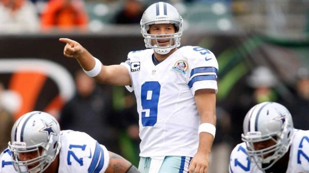 Tony Romo notched his 4th straight season as a top-10 fantasy QB