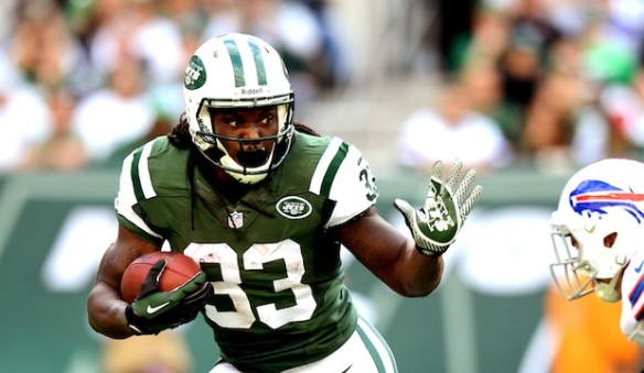 Chris Ivory is quickly moving up fantasy draft boards