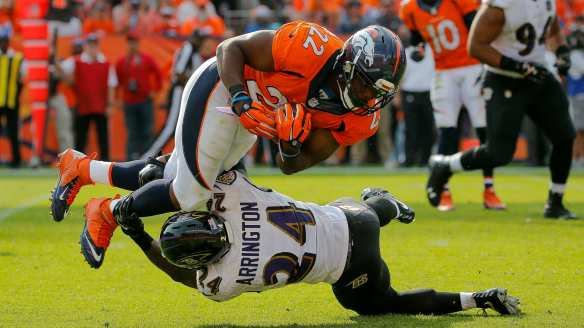 Fantasy Owners who hold onto C.J. Anderson are going down