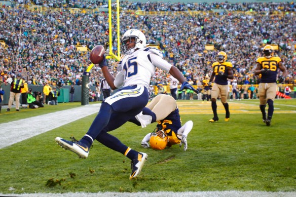 Fantasy owners depending on Antonio Gates are on shaky ground this week